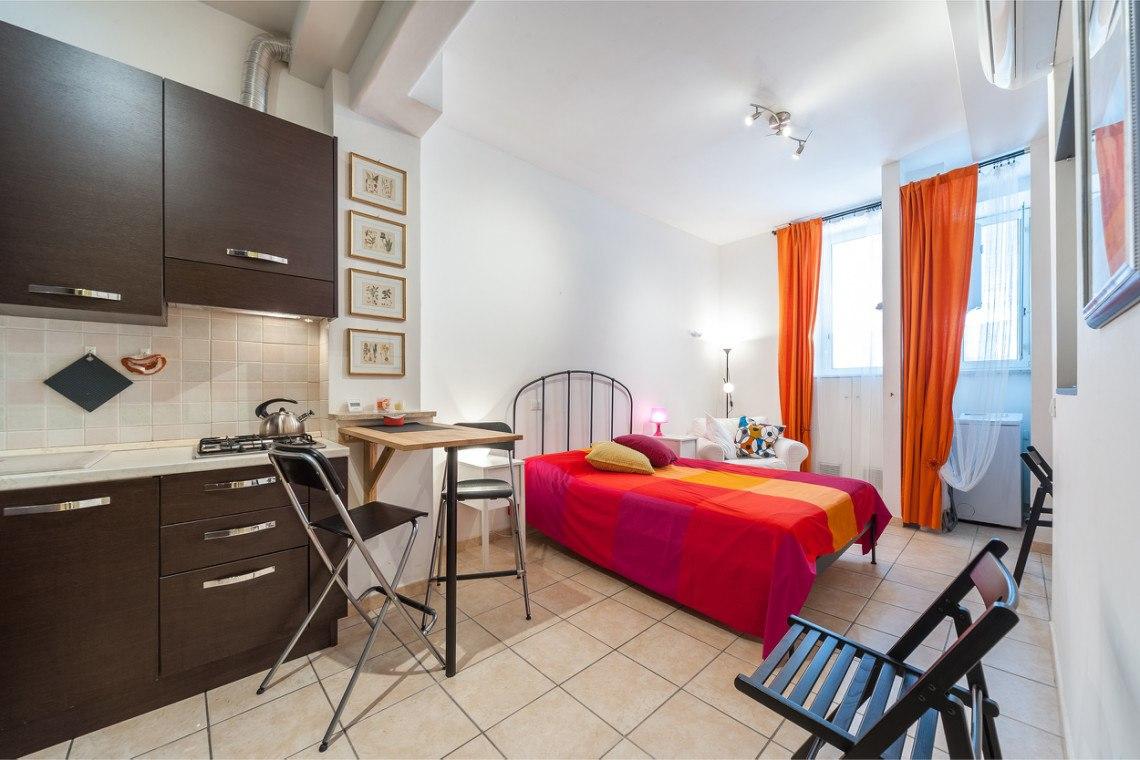 Monolocale via orazio coclite affitti brevi periodi roma for Bacheca affitti